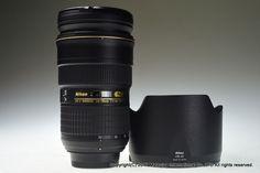 ** MINT **  NIKON AF-S NIKKOR ED 24-70mm f/2.8G SWM IF  #Nikon