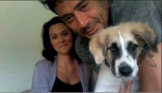 Introducing Bandit ~ Jeffrey Dean Morgan & Hilarie Burton