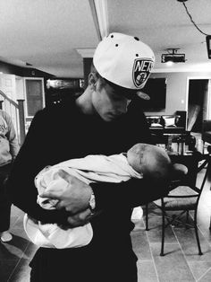 He's gonna be such an amazing father one day.