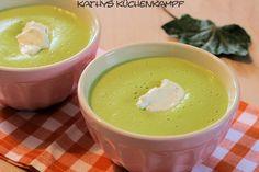 Diese Brokkoli-Suppe wird super-easy im Mixer hergestellt. Glaubt Ihr nicht? Dann schaut doch mal vorbei.
