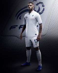Nike Soccer – France National Team – 2012/2013 Away Kit