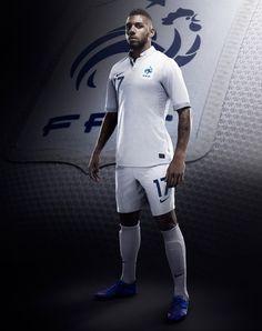 Nike Soccer – France National Team – 2012/2013 Away Kit