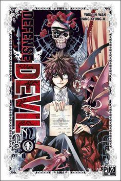 Defense devil - Ma selection #Manga - un prince héritier démon et avocat aux enfers défendant les justes
