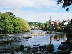 Llangollen, Wales  Visit www.exploreuktravel.co.uk for holidays in Wales