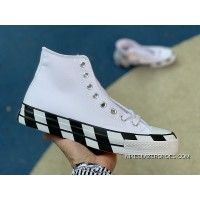 Ow Converse Canvas Shoes Pure White Ow