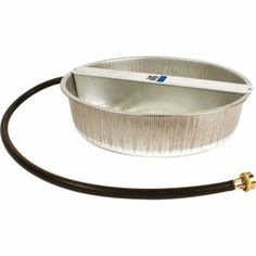 Pet Waterer | Brand : Pet Lodge | Pet Type : Dogs & Cats | Pet Size : Any | Power Type : Manual | Product Width : 16-1/2 in. | Product Length : 17 in. | Product Height : 3-5/8 in. | Product Weight : 4 lb. | Gauge : 24 ga.
