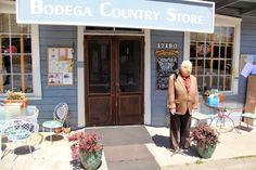 Tagabonds: Bodega Bay (where hitchcock's the birds was filmed) + Armstrong Redwoods, California