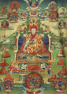 When you study, study everything under the sun. When you reflect, keep an open mind. When you practice, do one practice and go deep.  ~ Jamgön Kongtrul Lodrö Thaye (1813-1899)  Kongtrul the Great is widely known for synthesizing the knowledge and experience of the many lineages of Tibetan Buddhism. This synthesis is recorded in his encyclopedic masterwork known as 'The Five Great Treasures'