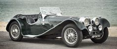 1938 Jaguar SS100 3.5 litre Roadster