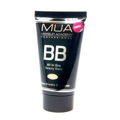 Such a good BB cream - I have mine in Light Rose. MUA Makeup Academy BB Foundation Medium