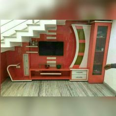 Door Design Images, Main Door Design, Tv Wall Design, Tv Unit Design, Home Theater Design, My Home Design, House Design, Lcd Panel Design, Partition Design