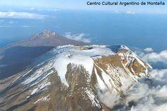 Mount Kilimanjaro (5.892 n/snm). Tanzania.