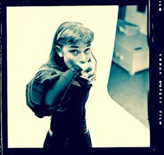 Audrey Hepburn photographed by Milton Greene (1951)