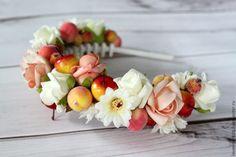 ободки из цветов - Поиск в Google
