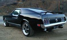 1970 Mach 1 Mustang Fastback