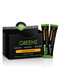 Greens on the Go™ - Orange | IWG