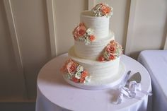 Cake by cake Crown Bakery . Rustic has been a very popular theme in many of this year's wedding cakes