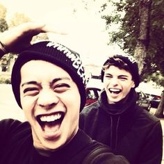 Brian Puspos and Ian Eastwood