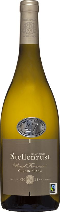 Stellenrust Chenin Blanc: Winning #Fairtrade White category at the International Michelangelo Wine Awards 2012