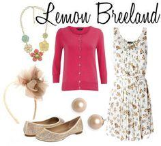 Fashion Inspiration: Lemon Breeland from Hart of Dixie