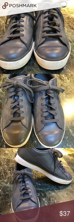 55eda8a87cc97b Nike Men s leather BRS size 8.5 like brand new