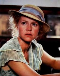 Sally Field in Places of the Heart...she's one of my favorite actress....plays the heck out of any role