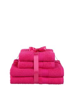 Plain Dyed Towel Bal