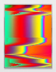 Manuel Fernández. Broken Gradient.       Buy it now at Domain Gallery Store: http://domaingallery.bigcartel.com/