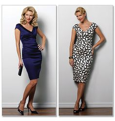Does anyone I know, know how to sew??? I want this dress !!!Butterick 5383