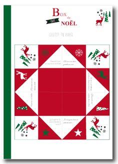 Cocotte En Papier De Noël Plus