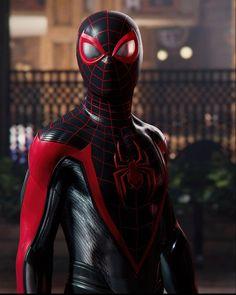 Miles Morales, Comic Games, Game Art, Deadpool, Spiderman, Darth Vader, Marvel, Superhero, Movies