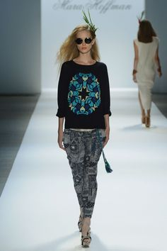 Mara Hoffman - Runway - Spring 2013 Mercedes-Benz Fashion Week