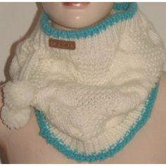 O´Neill set rukavice a nákrčník bílý univerzální; scarf and gloves, white