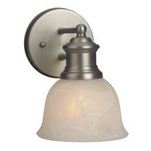 """View the Craftmade 19805 Contemporary / Modern Single Light Down Lighting 5.75"""" Wide Bathroom Fixture from the Lite Rail Collection at LightingDirect.com."""