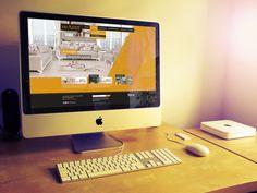 Tüm Türkiye'ye rahat konseptler üreten Rahat Home Design'ın yeni web sitesi tasarımı karşınızda. :) #AjansEsperto #WebDesign