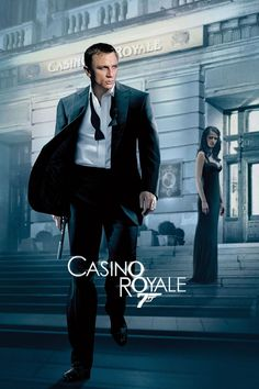 "Cartel de ""Casino Royale"""
