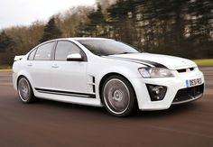 Vauxhall VXR8 Bathurst S Edition.  If I could only buy one car in the world this would be it.