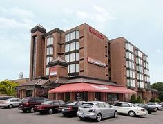 Ramada Plaza Niagara Falls 2.5 Star HotelIn Niagara Falls Niagara Falls, CA$78.38 CAD