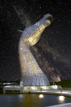 Kelpies and the Milky Way                                                       …