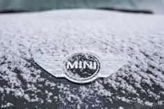 MINI cooper, MINI Cooper snow, MINI cooper logo