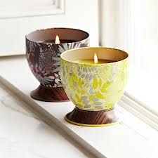 woodwick candles - LOVE these, smell amazing and crackle like a fire