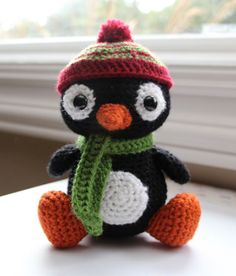 Pepe The Penguin Amigurumi Pattern