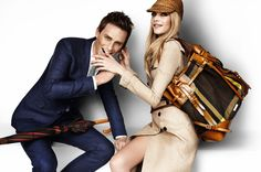 Burberry: Spring/Summer 2012 Collection