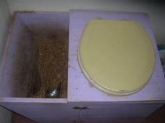 DIY : Composting Toilet