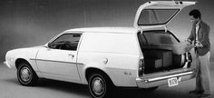 Ford Brings Back the Sedan Delivery - New Fiesta Van for Europe ...