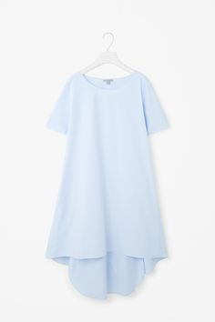 COS | Oversized dress with back frill                                                                                                                                                                                 More