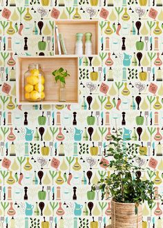 Ingela_Vinegar_Photowall_interior_webb