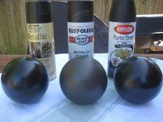 Comparison of Oil-rubbed bronze spray paints.for future reference Comparison of Oil-rubbed bronze spray paints.for future reference