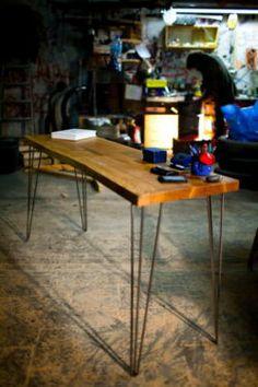 Eichentisch: umwerfender Schreibtisch aus alter Eiche €450 in Berlin - Lichtenberg | Couchtisch gebraucht kaufen | eBay Kleinanzeigen
