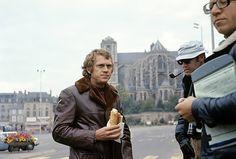Steve McQueen in Le Mans 1970